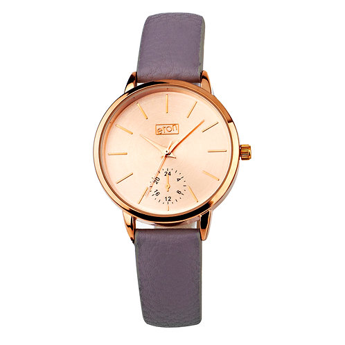Sophisticated Rose Gold Watch