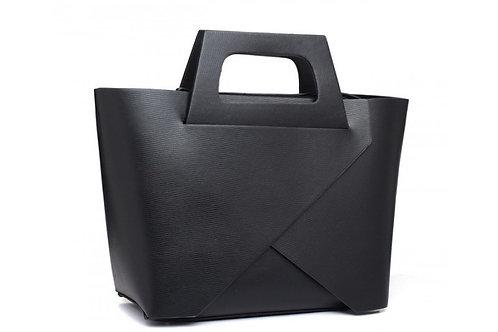 Black Vogue Tote Bag