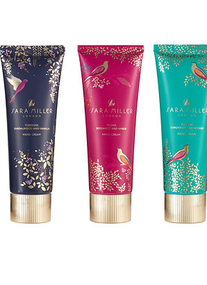 Sara Miller Hand Cream Collection Gift Set