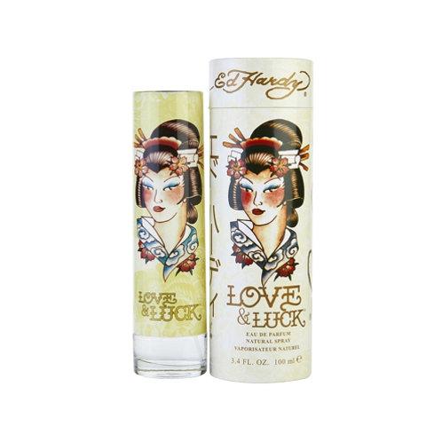 Christian Audigier Ed Hardy Love & Luck 100ml EDP Spray