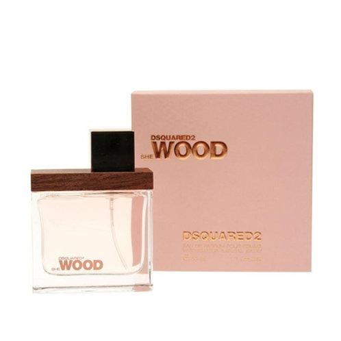 DSquared² She Wood 50ml EDP Spray