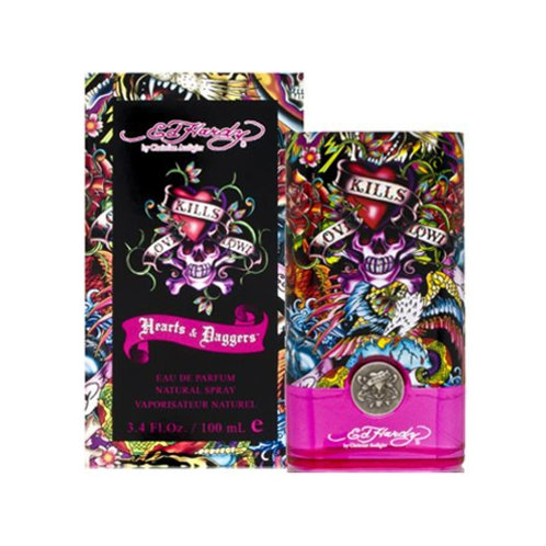 Christian Audigier Ed Hardy 'Hearts & Daggers' 100ml EDP Spray