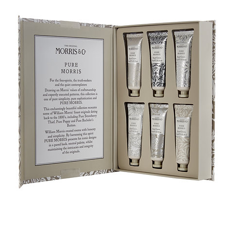 Morris & Co. Pure Morris Hand Cream Library Gift Set