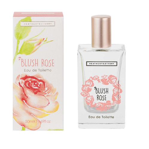 Blush Rose Eau de Toilette 50ml