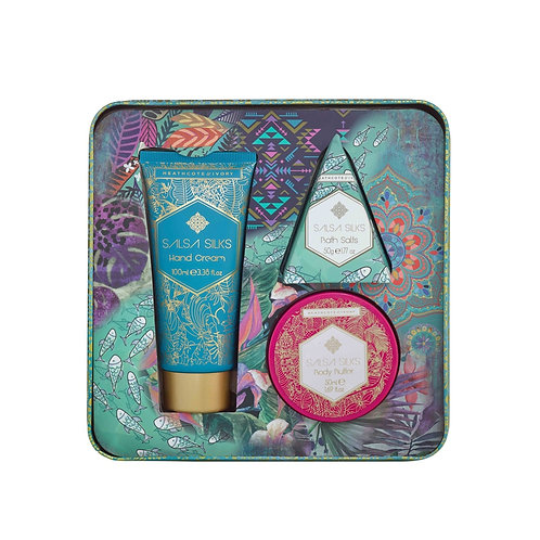 Salsa Silks Exquisite Spa Set