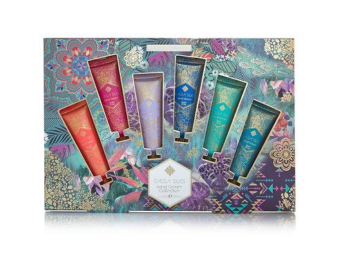 Salsa Silks Hand Cream Collective Gift Set