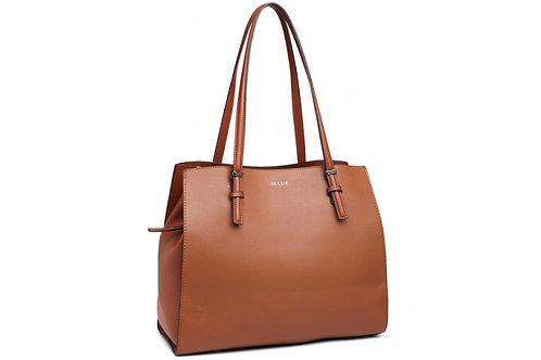 Brown Soho Shoulder Bag