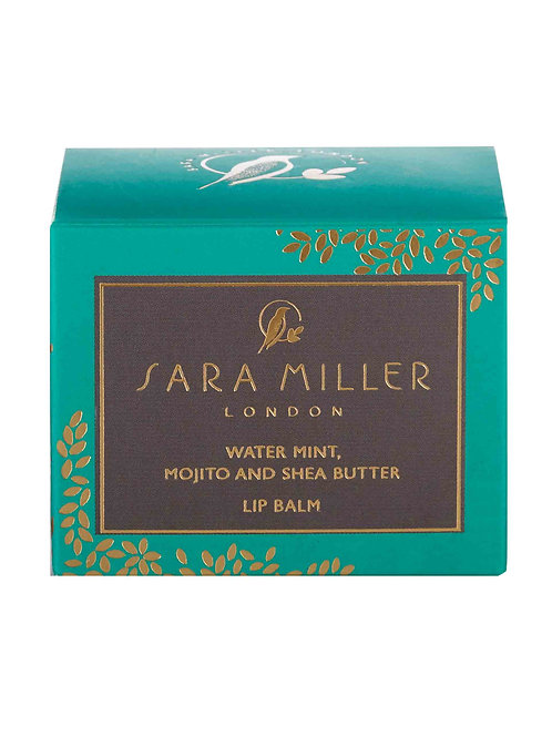 Sara Miller Water Mint, Mojito and Shea Butter Lip Balm