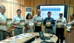 Release of Booklet on Master Farmers in NABARD office