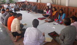 Collective reflection session