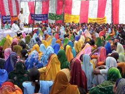 Kushinagar meeting