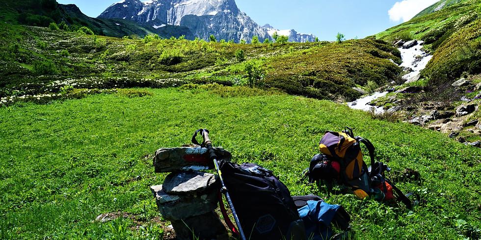 Hike to Udziro Lake