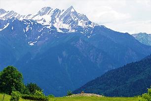 Notsara Glacier