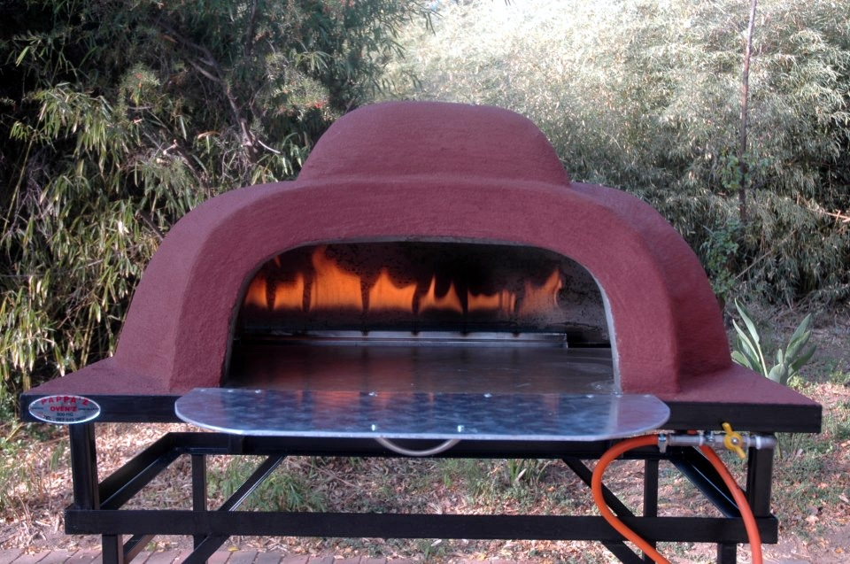 Gas Burning Pizza Oven