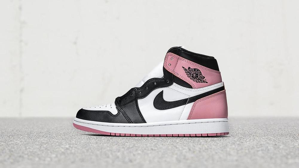 Rust Pink Jordan 1