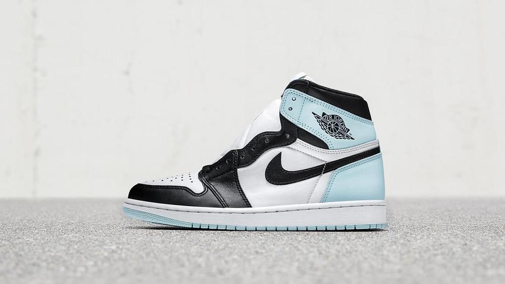 Igloo BLue Jordan 1