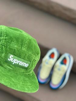 Supreme Corduroy Camp Hat