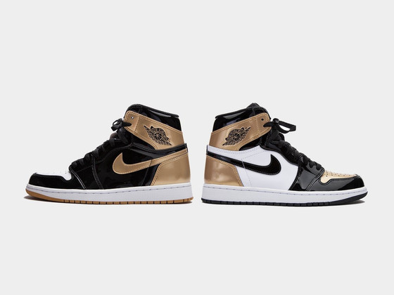 I Love GOLD!! Gold Top 3 Jordan 1 release this weekend!
