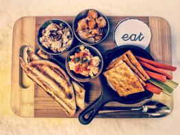 mini tastes tray