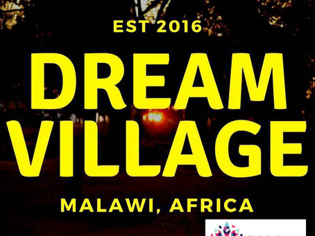 Dream Village Malawi: A Young Man's Curiosity Led Him to a Small Village in Malawi