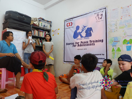 Stories for Peace: building peacemaking skills in young people