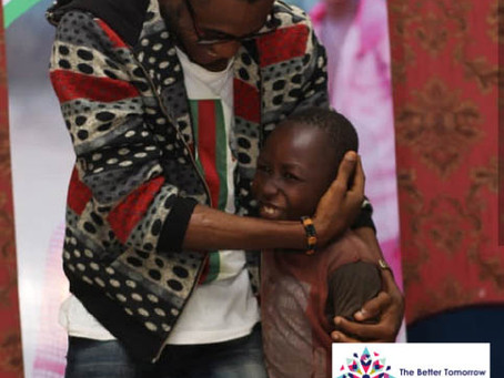 Street Priests; finding solutions to the problems faced by street children