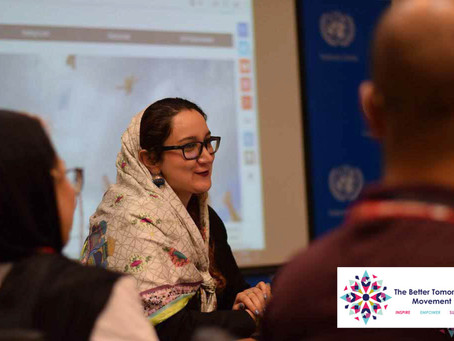From the Backyards to the United Nations: PeaceMentors, A Journey