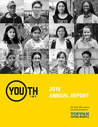 Youth INC 2018 Annual Report
