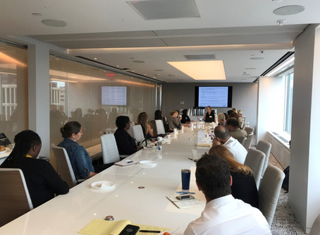 Executive Director Roundtable discusses Diversity and Inclusion