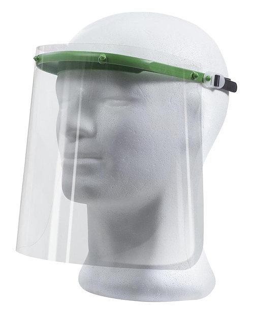 Pantalla protección facial.