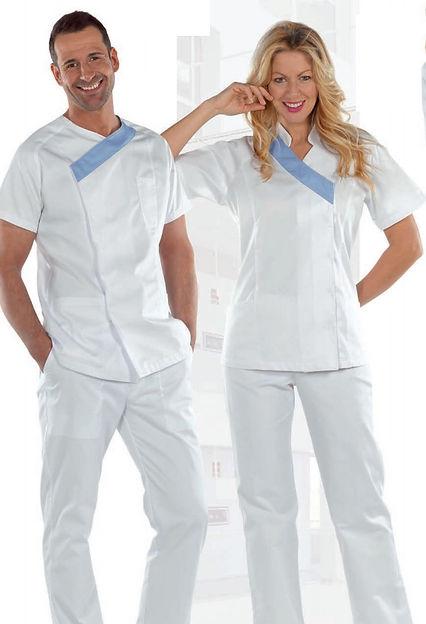 Casaca Vestuario Sanitario