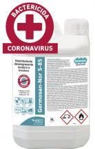 Germosan-Nor S85 desinfectante desengrasante bactericida 5L