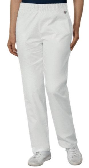 Pantalón Bremen blanco Unisex