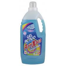 Detergente  concentrado con gel activo 3 Litros