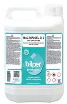 Bacterigel G-2 Solución hidroalcoholica autosecante,desinfección de piel 5 L.