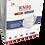 Thumbnail: Mascarilla FFPII - KN95 .Embolsado individual. Caja 25 unidades