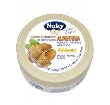 Crema de manos Almendras 200 ml