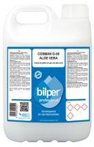 Cosman G50 Crema de jabón en gel con Aloe Vera 5 L.