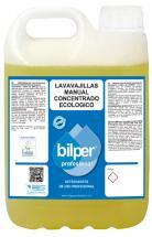 Lavavajillas manual concentrado ecológico. 5 Litros.