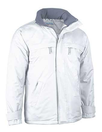 Chaquetón de abrigo impermeable relleno acolchado