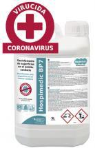 Hospimedic BP7 desinfectante concentrado de superficie y utillaje 5L