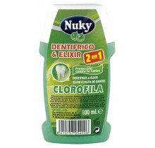 Dentrífico & Elixir Clorofila