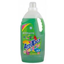 Detergente  concentrado para ropa de color 3 Litros