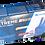 Thumbnail: Guante  Nitrilo Azul Sin Polvo EN 374-5 . Caja  de 100 guantes.