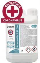 Germosan-Nor 75 Plus limpiador desinfectante  5L