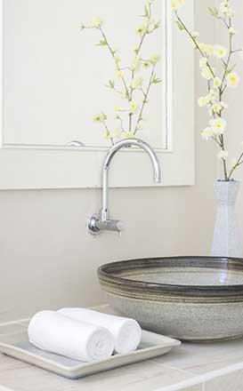 Toalla de baño Enea  35x55cm.