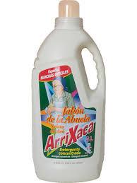 Detergente  concentrado Jabón de Marsella 3 Litros