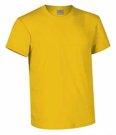 Camiseta Top de corte clásico (9 colores) 100% alg.