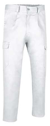Pantalón Winterfell multibolsillos con polar interior