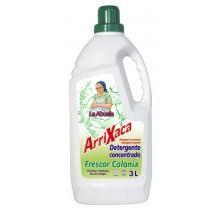 Detergente  frescor colonia 3 Litros